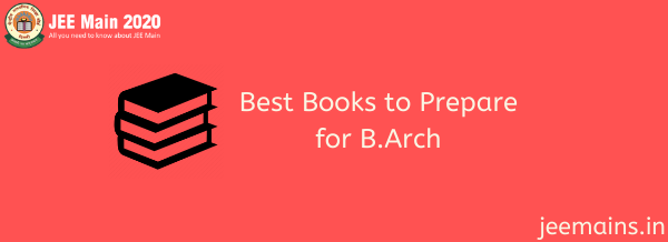 Best Books to Prepare for B.Arch