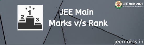 JEE Main Rank