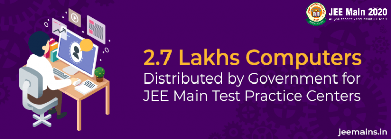 JEE Main Computers Distributed