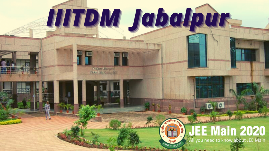 Indian Institute of Information Technology Jabalpur