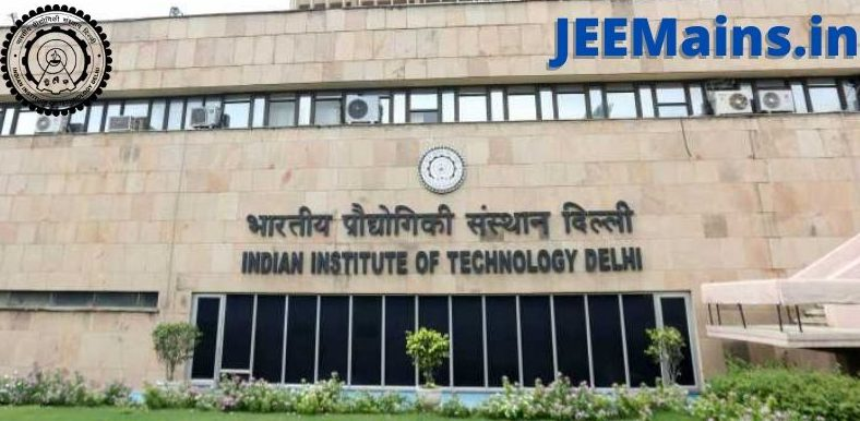 IIT Delhi Launches New B.Tech Course