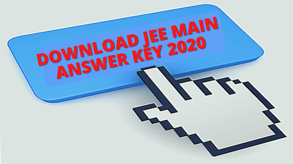 JEE Main Answer key