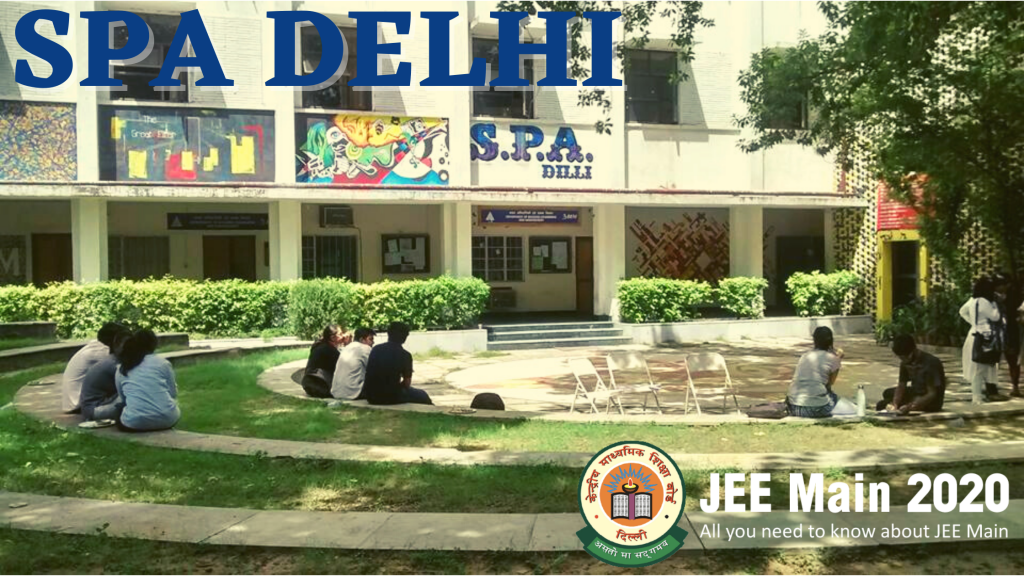 School of Planning and architecture Delhi