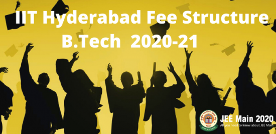 IIT Hyderabad Fee Structure