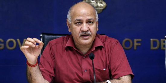 JEE Main 2021 Syllabus Should Be Reduced, Recommends Delhi Deputy CM Manish Sisodia