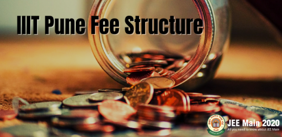 IIIT Pune Fee Structure