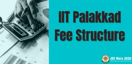 IIT Palakkad Fee Structure