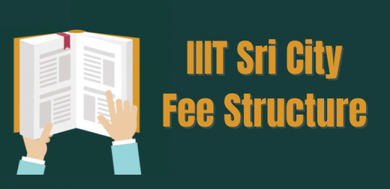 IIIT Sri City Fee Structure