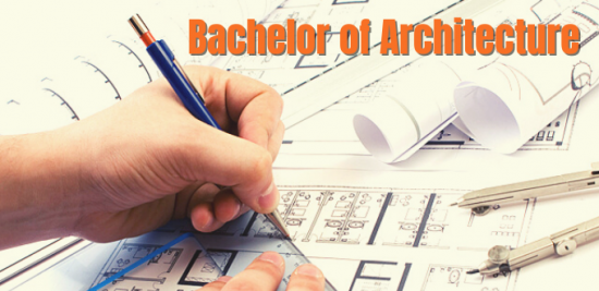 Bachelor of Architecture