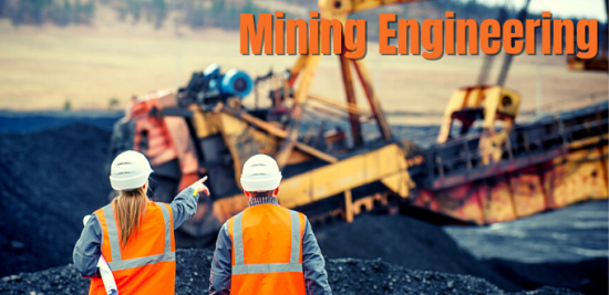 B.Tech in Mining Engineering