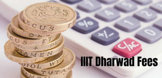 IIIT Dharwad Fee Structure