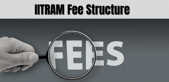IITRAM Fee Structure