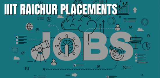 IIIT Raichur Placements