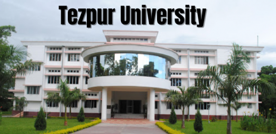 School of Engineering, Tezpur University