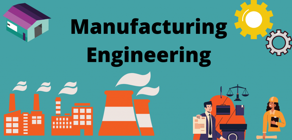 B.Tech in Manufacturing Engineering