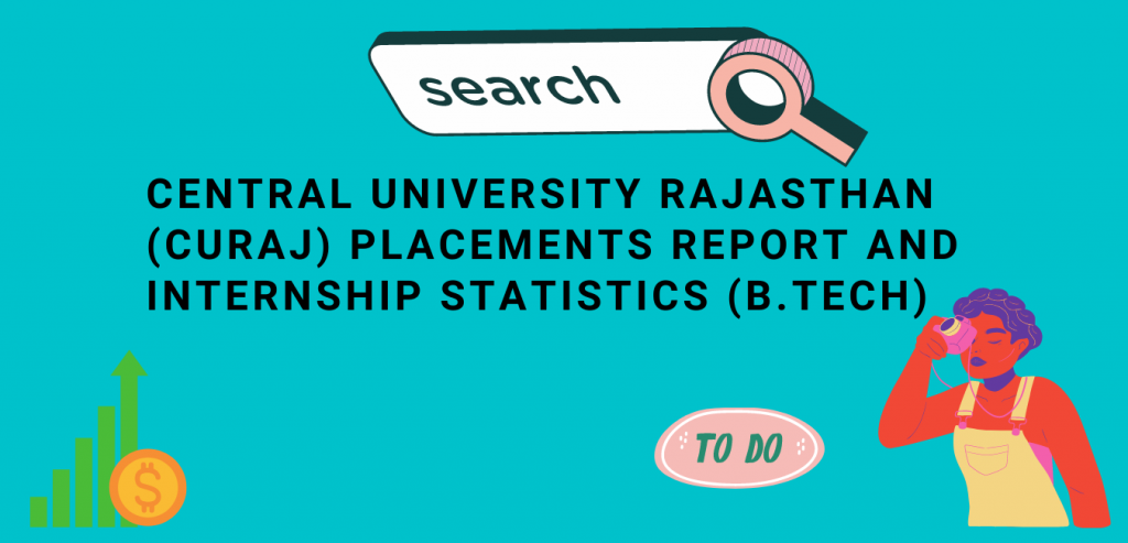 Central University Rajasthan (CURAJ) Placements